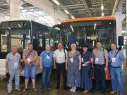 ЗАЗ представил новую модель городского автобуса