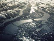 В Киеве планируют построить надземное сообщение между Подолом и Троещиной
