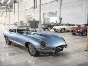 Jaguar створив електрокар на основі моделі 1968 року (відео)