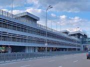 Аеропорт Бориспіль тестує запуск багаторівневого паркінгу біля терміналу D