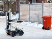 Volvo начала тестировать первый прототип робота-мусорщика ROAR (видео)
