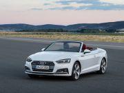 Audi показала кабриолеты A5 и S5