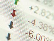 Обсяг біржових контрактів з цінними паперами за 1-й квартал зменшився в 3,9 разу