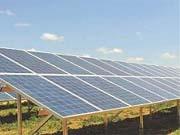 У Миколаївській області збудують велику сонячну електростанцію