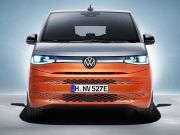 Volkswagen Multivan T7 представлен официально (фото, видео)
