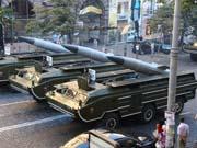 Украина втрое увеличила свои ракетные войска и артиллерию с 2014 года