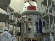 У Китаї показали космічний корабель нового покоління (фото)