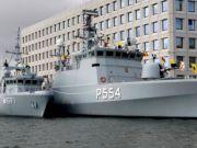 Данія має намір продати Україні три списані військові кораблі