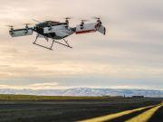 Беспилотное летающее такси Airbus впервые поднялось в воздух