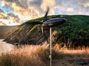 Канадський стартап розробив портативний вітрогенератор для мандрівників