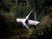 Первый электросамолет с пассажирами потерпел крушение (видео)
