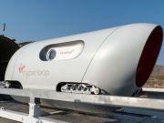 Hyperloop совершил первую поездку с пассажирами (фото)