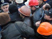 Турчинов знайшов винних у шахтарських протестах