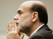 Бернанке призывает банки увеличить объем списания ипотечных кредитов