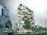 У Франції з'явиться перший «вертикальний ліс»