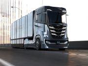Nikola Motors выпустит электрогрузовик с водородной батареей и запасом хода 1600 км