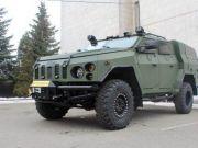 В Україні представили новий військовий бронеавтомобіль