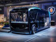 Шведи представили концепт автономного транспорту, який трансформується в автобус або вантажівку (відео)
