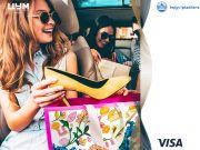 Будьте стильними з Visa Platinum та Visa Infinite від Індустріалбанку