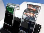 Складаний смартфон Samsung отримає вигнуту батарею