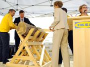 Прибыль мебельного гиганта ИКЕА в 2013 фингоду выросла на 3,1% до 3,3 млрд евро