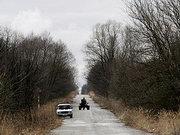 Дорогу до охотничьей резиденции Януковича достроят за 13 млн