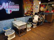 В Британии новая мода - рестораны в бывших общественных туалетах