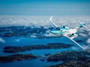 Honda Aircraft представила оновлений HondaJet зі збільшеною дальністю польоту