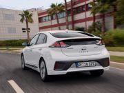 Hyundai оновила електричний хетчбек Ioniq
