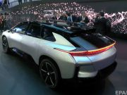 Faraday Future показала тестовую модель электрокара FF91 (видео)