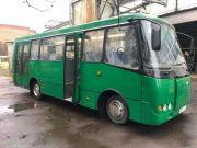 В Луцке выпустили первый украинский 8-метровый электробус (фото)
