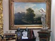 Киевлянам показали раритетную живопись