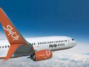 Авиакомпания SkyUp расширила географию полетов в аэропорты Украины