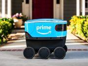 Компанія Amazon запустила шестиколісного робота-кур'єра (відео)