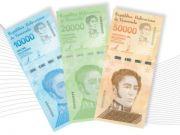 Венесуэла вводит купюру номиналом 50 тысяч боливаров