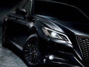 Люксовий седан Toyota Crown отримав спортивний стиль