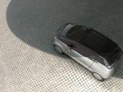Шведський стартап представив дешевий тримісний електромобіль (фото)