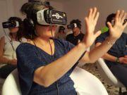 В Париже открыли кинотеатр виртуальной реальности