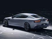 Aston Martin представив перший електрокар: він долає 320 кілометрів без зарядки (відео)