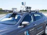 Беспилотники Lexus будут тестировать в столице Бельгии