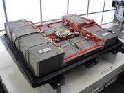 Nissan показала акумуляторний блок великого об'єму для електромобілів
