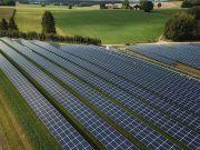 В Україні запустили сонячну електростанцію, другу за потужністю в Європі