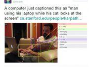 Компьютер научили описывать фото человеческим языком
