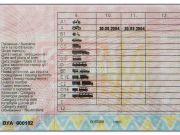 В Украине снова вернут права с чипами