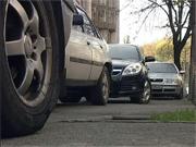 """В Киеве может появиться """"сплошная зона парковки"""""""