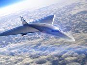 Virgin Galactic показала дизайн найшвидшого пасажирського літака (фото)
