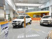Китайці побудували найвищий паркінг у світі (фото)