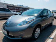 В Одессе запускают аренду электромобилей