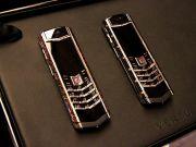 Прогоревшая Vertu пустила с молотка сильно уцененные смартфоны с золотом и бриллиантами
