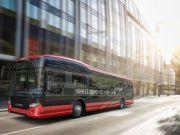 Стало известно, где будут курсировать первые в Европе беспилотные автобусы